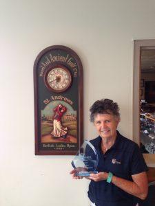 Andreae K. Hoosty 2016 Ladies Club Champion