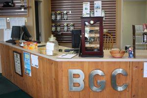 B.G.C. Pro Shop